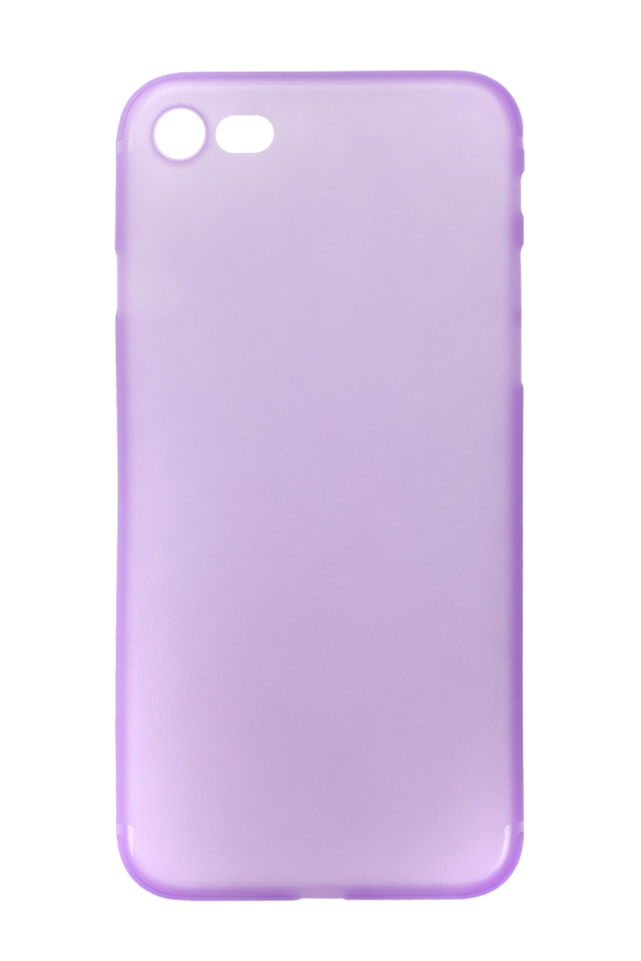 Чехол для сотового телефона IQ Format Iphone 7 ультра тонкая, 4627104428200, синий аксессуар чехол крышка iq format для iphone 7 green