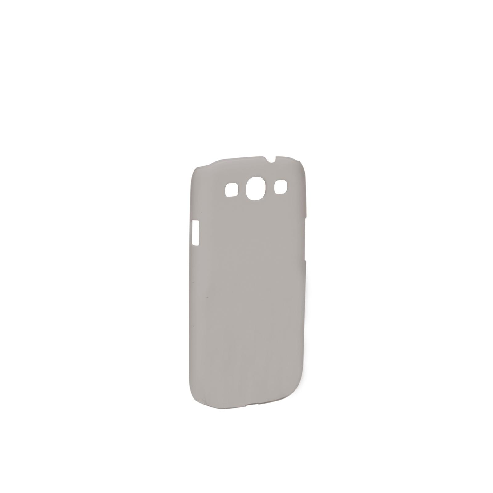 Чехол для сотового телефона IQ Format Samsung Galaxy S3, 6225813152780, серый цена и фото