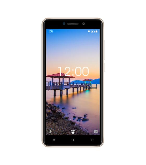 Смартфон Oukitel C10 Pro 8 GB, золотой смартфон oukitel c10 pro 8 gb черный