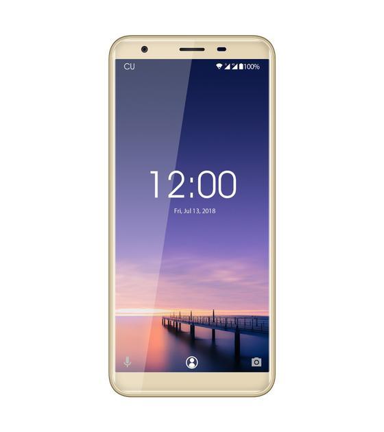 Смартфон Oukitel C11 1/8GB gold сотовый телефон oukitel c11 pro black