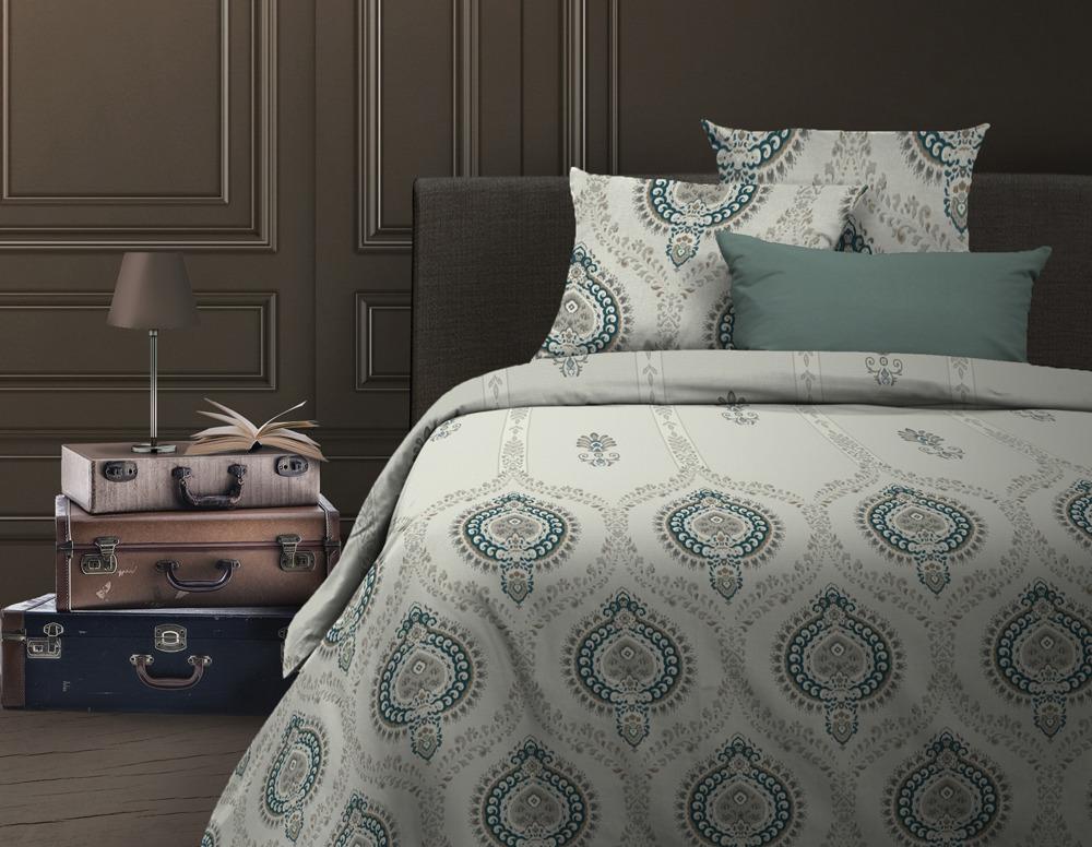 Комплект постельного белья Wenge Tician, 512310, 1,5-спальный, наволочки 50x70 покрывало wenge watson sydney 180x210cm 504224