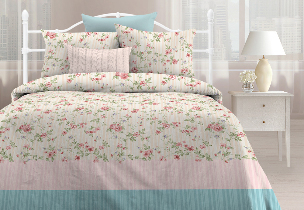 Комплект постельного белья Любимый дом