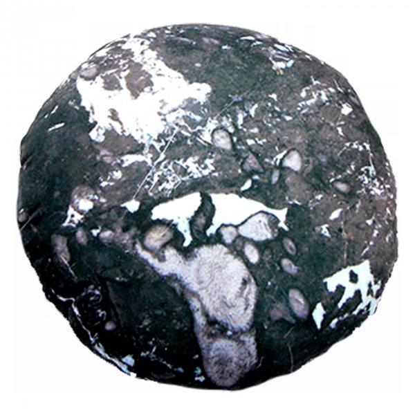 Игрушка антистресс Мнушки Подушка игрушка «Камень», Ап03кам09 черный