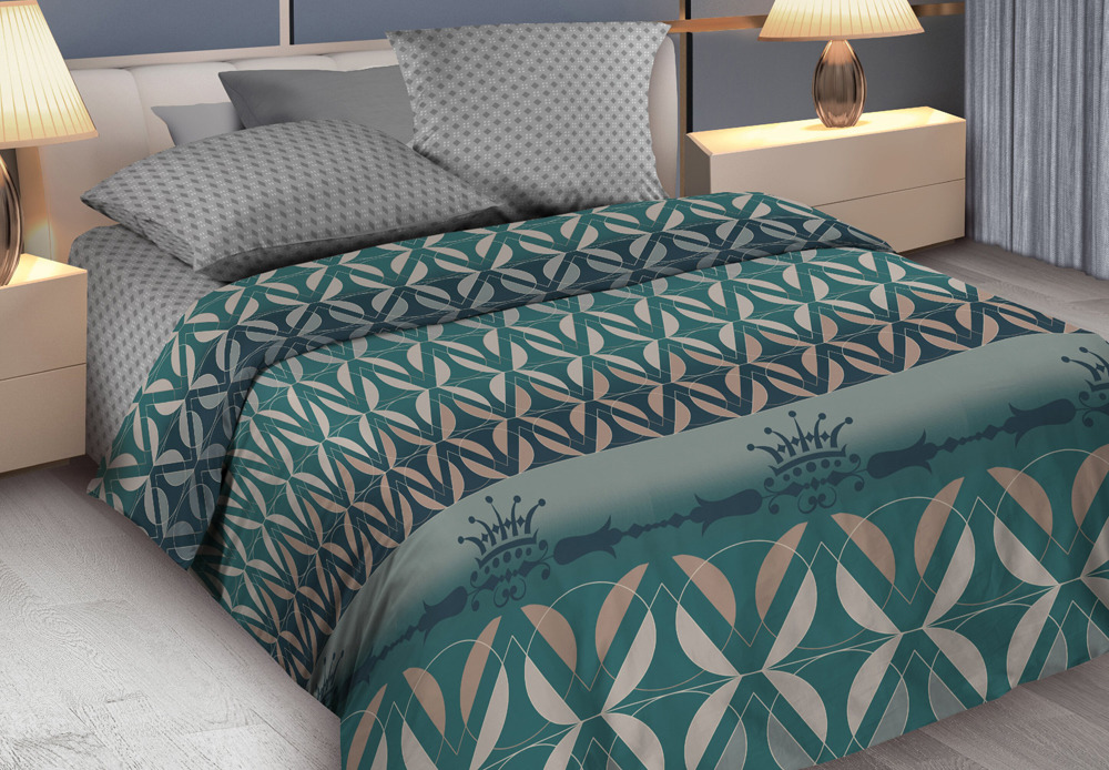 Комплект постельного белья Wenge Amadeus, 532710, 2-спальный, наволочки 70x70 adelle vento solare 2 1900 wenge