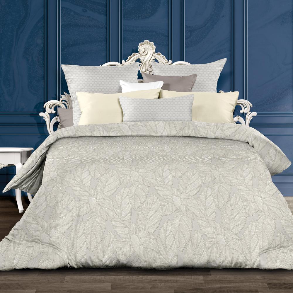 Комплект постельного белья Унисон Силенсио, 552225, 1,5-спальный, наволочки 70x70 комплект постельного белья унисон криолло