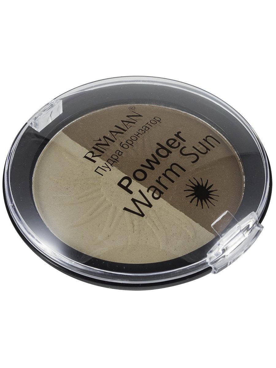 Пудра Rimalan P45-01101-P45-01Двойная пудра, в состав которой входят два идеально подобранных оттенка - рассветляющая пудра и бронзер. Светлый цвет служит для осветления макияжа и придает ему легкость, темный - для контурирования лица.