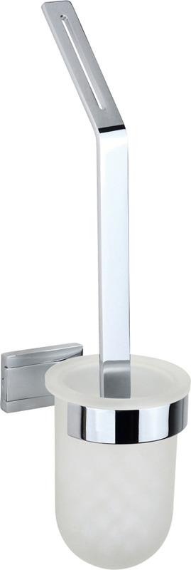 Ершик для унитаза Novella Basic, BS-09111, медьBS-09111Novella - ориентируется на высокие стандарты качества, что дает всему ассортименту массу преимуществ являясь самыми востребованными на рынке моделей в категории «Аксессуары для ванной». Многослойное никель-хромовое покрытие обеспечивает идеальный внешний вид изделия, все аксессуары изготовлены из латуни высокого качества с высоким содержанием меди. Срок службы таких аксессуаров до 25 лет. Стекло увеличенной толщины до 5 мм обеспечивает дополнительную гарантию прочности и надежности. Высокое качество используемых материалов дает возможность предоставления гарантии 5 лет на все аксессуары. Novella - вдохновляет на творчество в оформлении Вашей ванной!