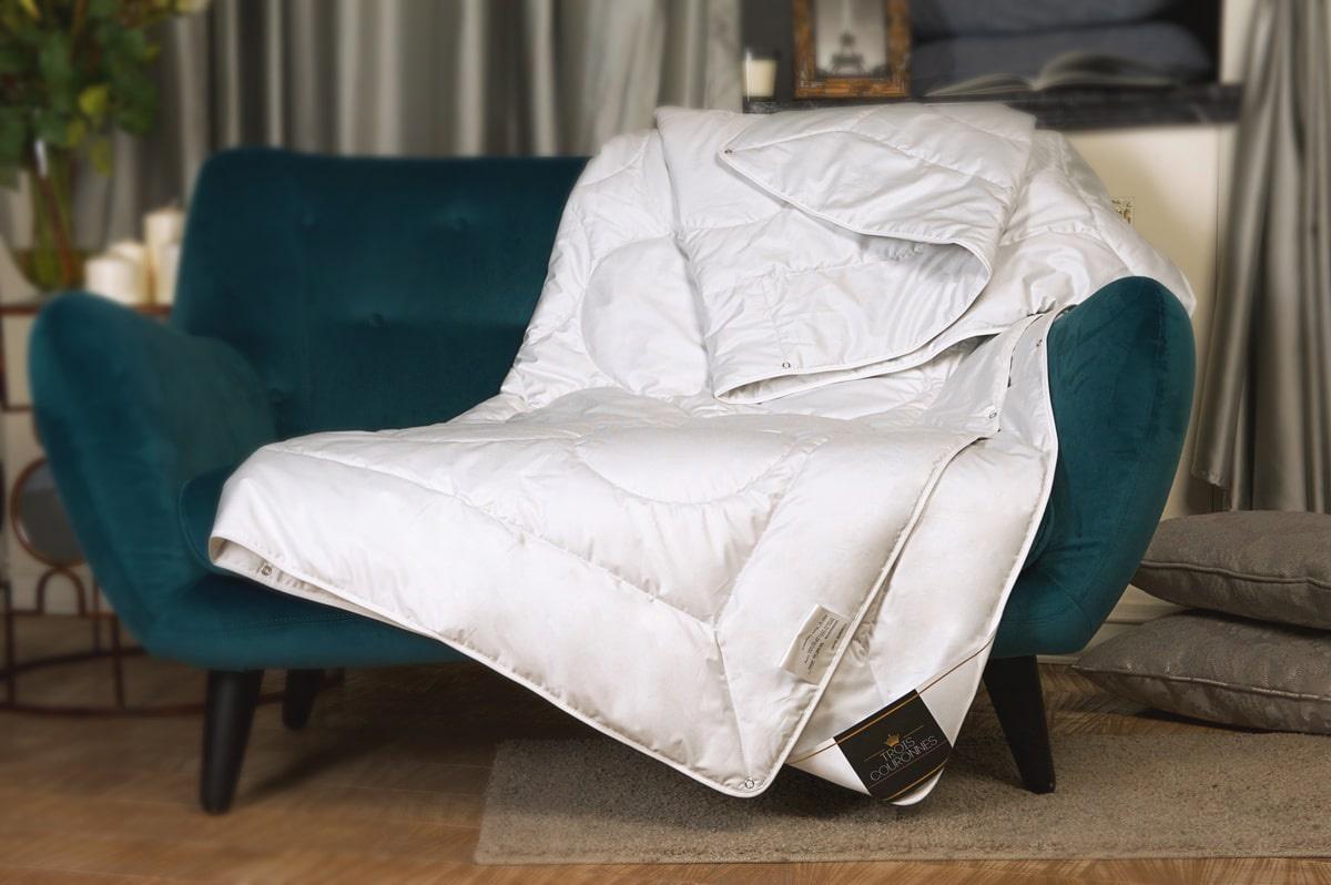 Одеяло Trois Couronnes Cashmere, 00-00006703, белый