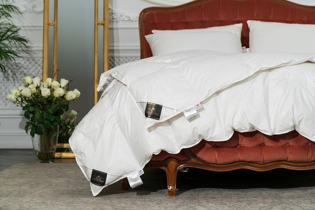 Одеяло Trois Couronnes Clima Night Down, 00-00006491-2, белый