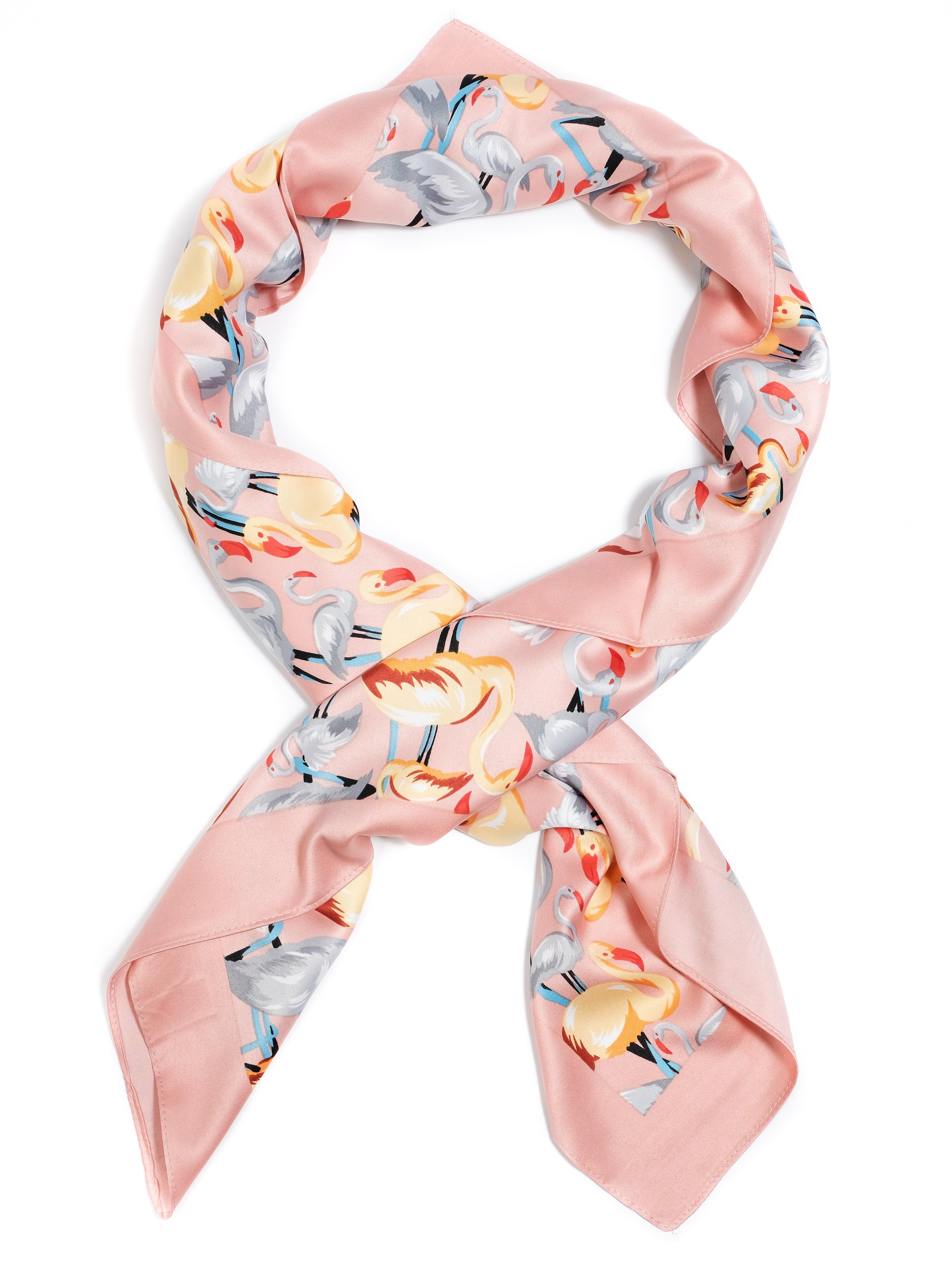 Фото - Платок Mitya Veselkov платок mitya veselkov синий розовый бежевый универсальный размер