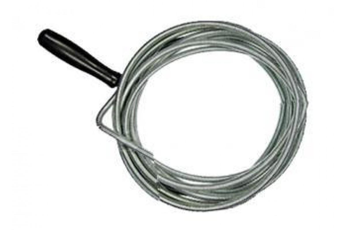 Комплектующие MARKETHOT Z01529, Z01529 трос для прочистки канализационных труб masterprof пружинный 5 5 мм х 3 м