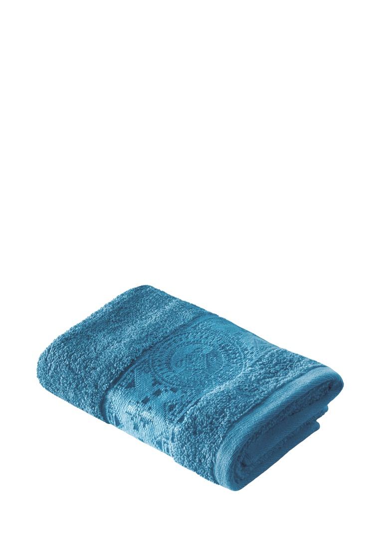 Полотенце банное DeНАСТИЯ Полотенце для тела, 70*130 см, синий