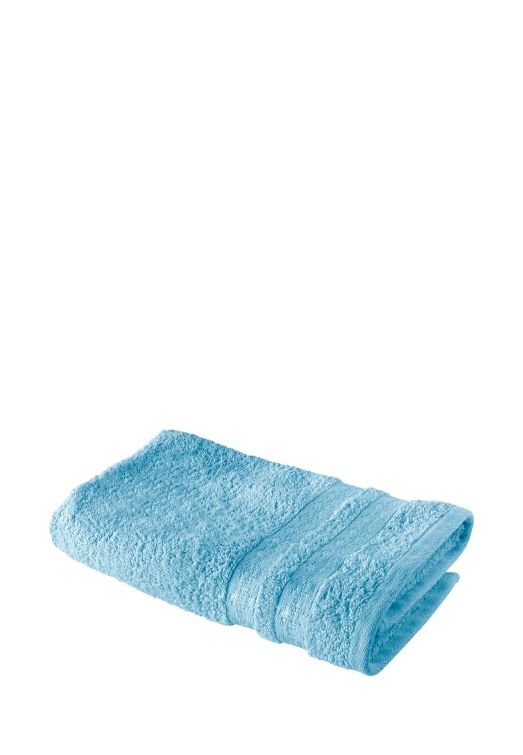 Полотенце банное DeНАСТИЯ Полотенце для тела, 70*130 см, голубой полотенца william roberts полотенце банное aberdeen цвет queen shadow серо голубой 70х140 см