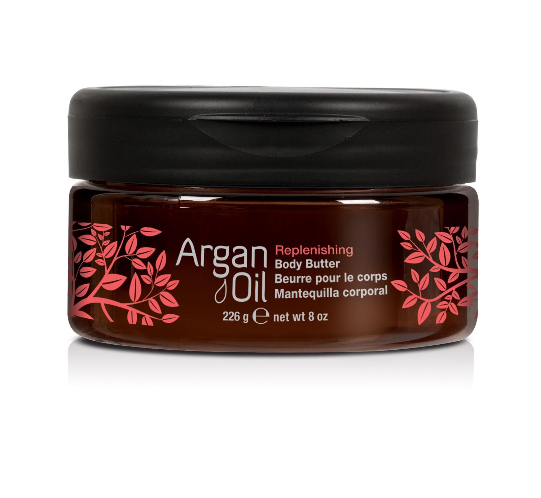 BodyDrench Argan Oil Replenishing питательный крем на основе арганового масла