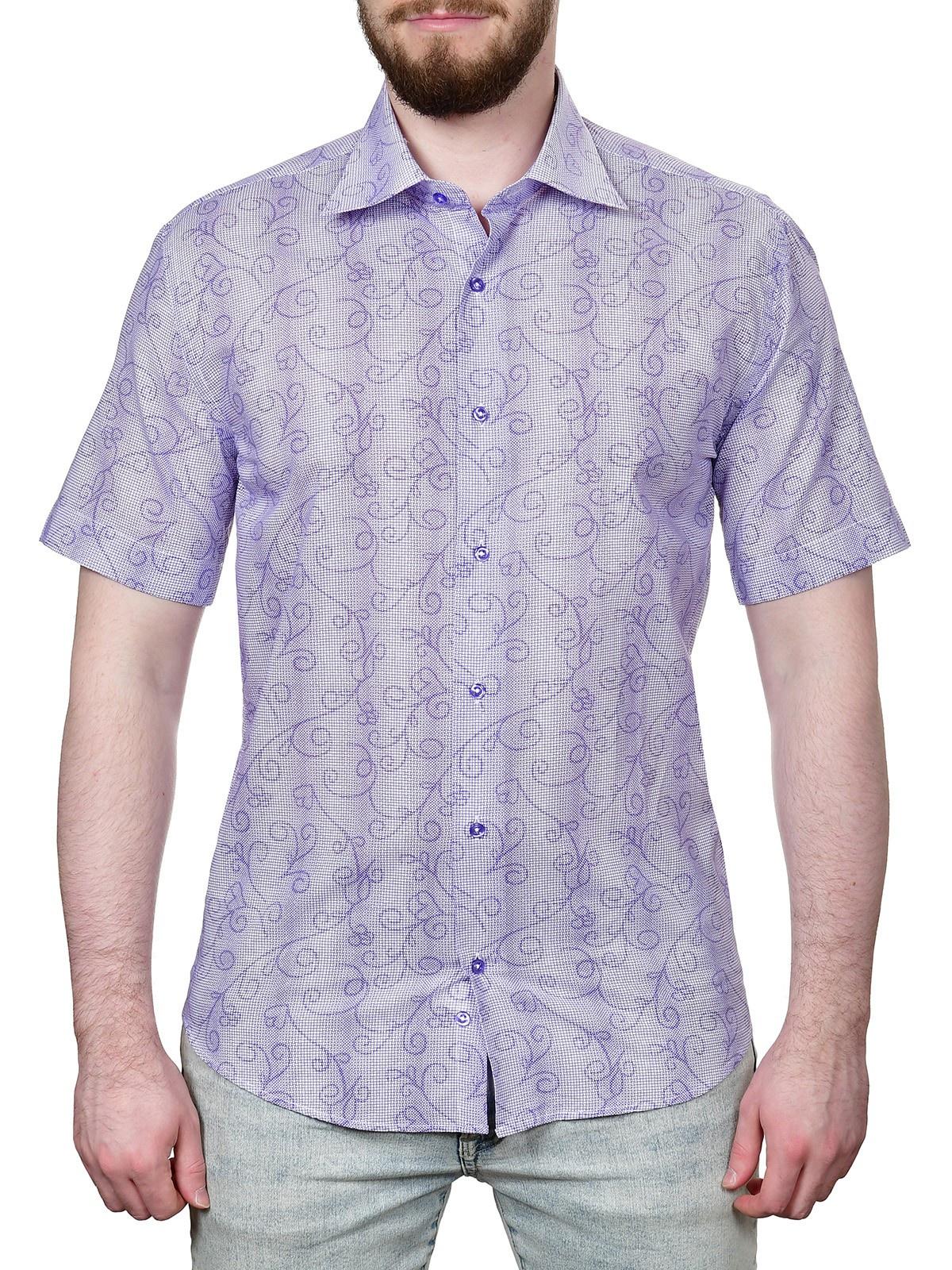 Рубашка Fayzoff S.A. мужская повседневная рубашка oem 2015 slim fit m xxxlfree fmc0205 2752 p50
