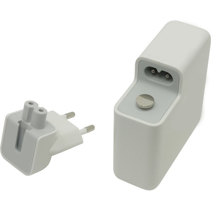 Powerline Sadko Адаптер питания USB-C c мощностью 61 Вт, 4605180711546, белый сетевой адаптер питания lp с usb выходом