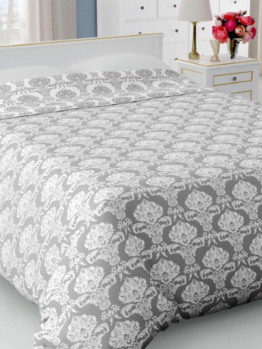 Покрывало DeНАСТИЯ Покрывало на кровать , 260*240 см, серый