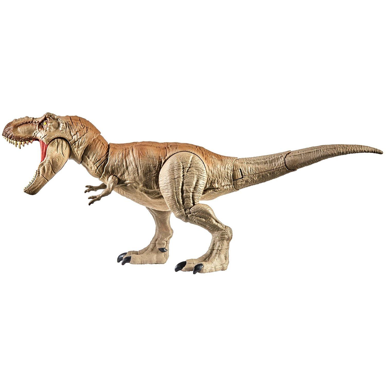 Фигурка Jurassic World Тираннозавр Рекс функциональный schleich фигурка тираннозавр рекс 14525