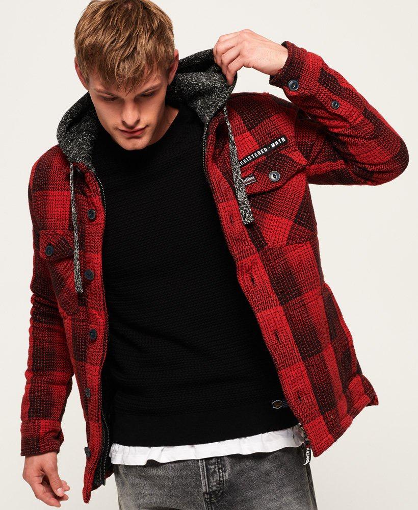 Куртка Superdry c2h4 серая хлопковая куртка с карманами