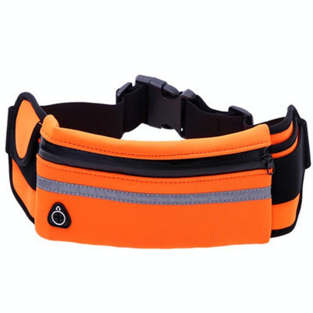 Сумка для бега Planka S-055, 1228, оранжевый