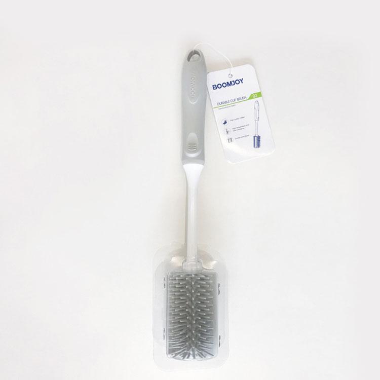 Ершик для бутылок Boomjoy Уборка дома, JY7030, серый цены онлайн