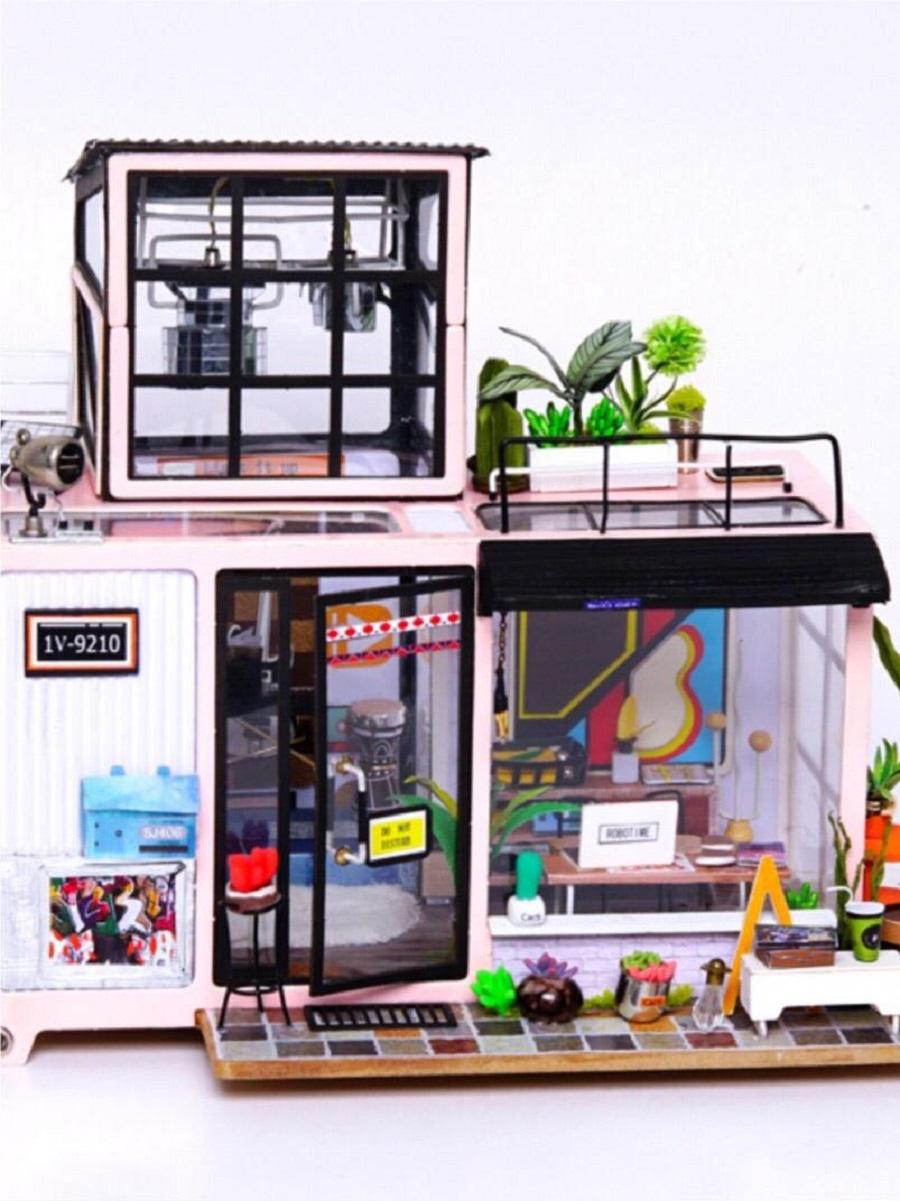Набор для изготовления игрушки ТМ Цветной Городская студия