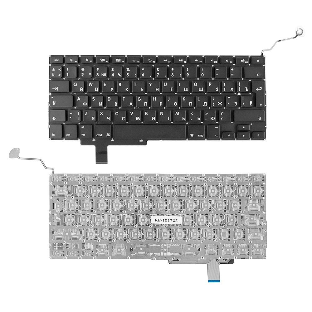 Клавиатура TopOn Apple Macbook Air A1297 Series. Г-образный Enter. Без рамки. PN: A1297., KB-101725, черный printio lil peep