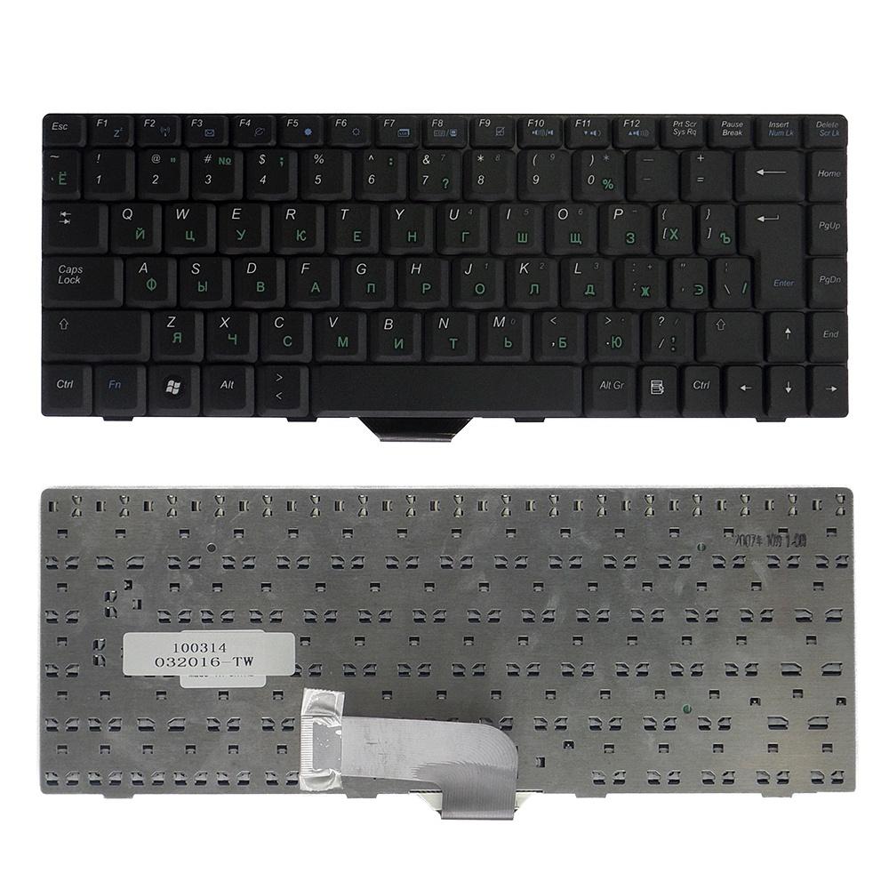 лучшая цена Клавиатура TopOn Asus W5, W5000, W5600A, W7, Z35 Series. Г-образный Enter. Без рамки. PN: K022462Q1, K030462G1., TOP-100314, черный