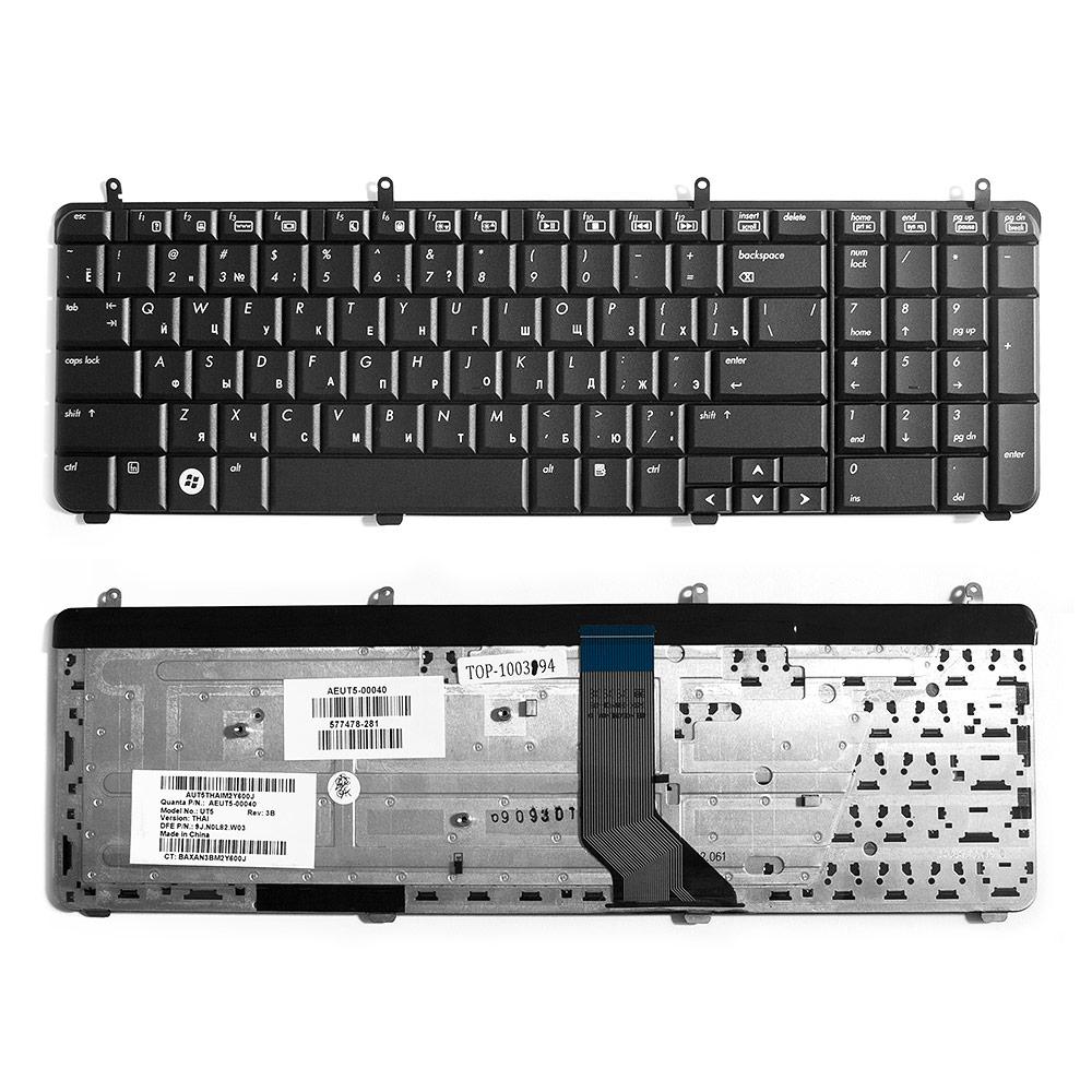цены на Клавиатура TopOn HP Pavilion DV7-2000, DV7-3000, DV7t-3000 Series. Плоский Enter. Без рамки. PN: NSK-H8W0R, NSK-H8Q0R., TOP-100394, черный  в интернет-магазинах