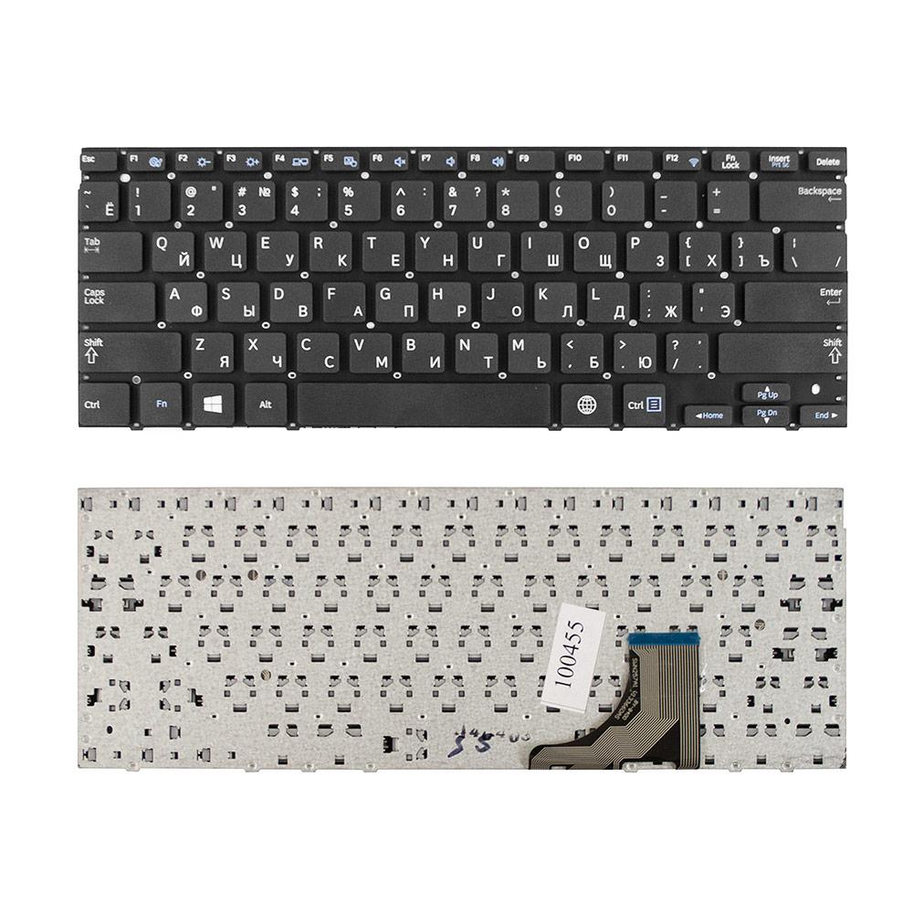 Клавиатура TopOn Samsung NP530U3B, NP535U3C Series. Плоский Enter. Без рамки. PN: BA59-03254D, CNBA59, TOP-100455, черный original oem ac adapter for samsung series 5 np530u3bi np530u3b a01uk ultrabook