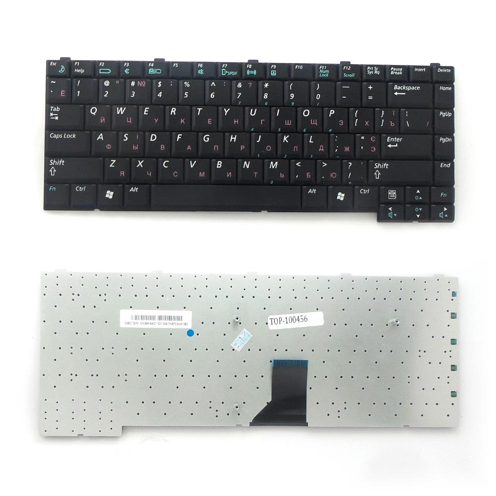 Клавиатура TopOn Samsung M40, M45, R50 Series. Плоский Enter. Без рамки. PN: BA59-01321D, CNBA5901321CB7NE., TOP-100456, черный мембрана diffusor m40 5