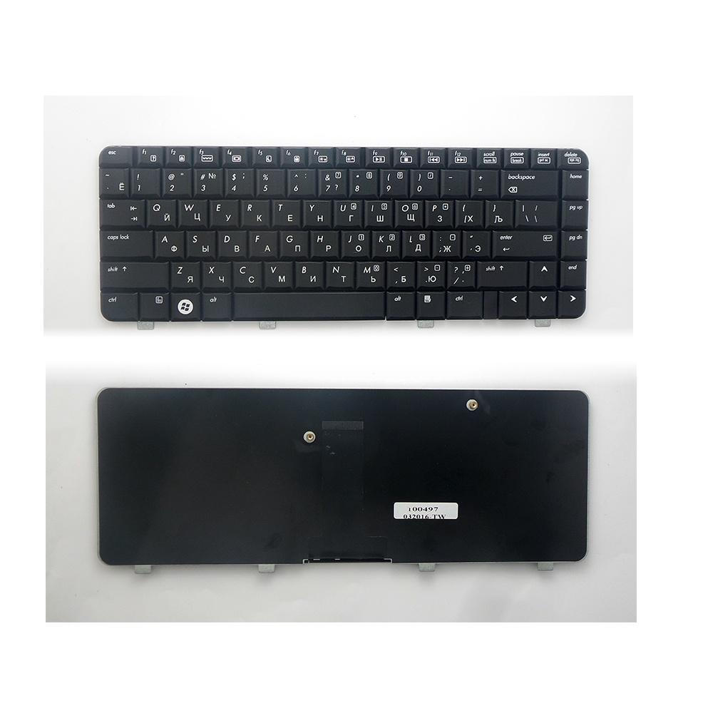 Клавиатура TopOn HP 510, 520, 530 Series. Плоский Enter. Без рамки. PN: V0611BIDS1, K061102E1., TOP-100497, черный аккумулятор для ноутбука hp compaq hstnn lb12 hstnn ib12 hstnn c02c hstnn ub12 hstnn ib27 nc4200 nc4400 tc4200 6cell tc4400 hstnn ib12