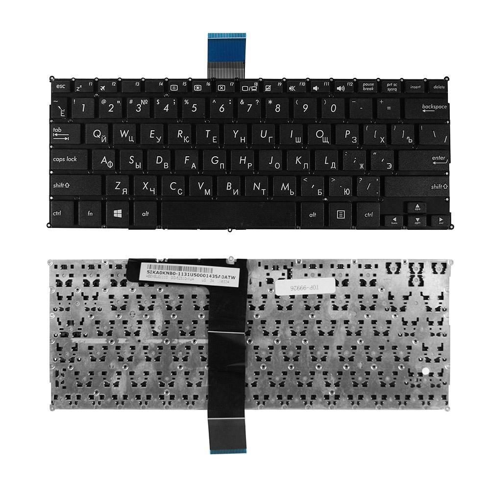 Клавиатура TopOn Asus X200CA, X200, X200L, X200LA, X200M, X200MA Series. Плоский Enter. Без рамки. PN: 0KNB0-1123RU00, 13NB03U2AP0402., TOP-99926, черный клавиатура topon asus x200ca x200 x200l x200la x200m x200ma series плоский enter без рамки pn 0knb0 1123ru00 13nb03u2ap0402 top 99926 черный
