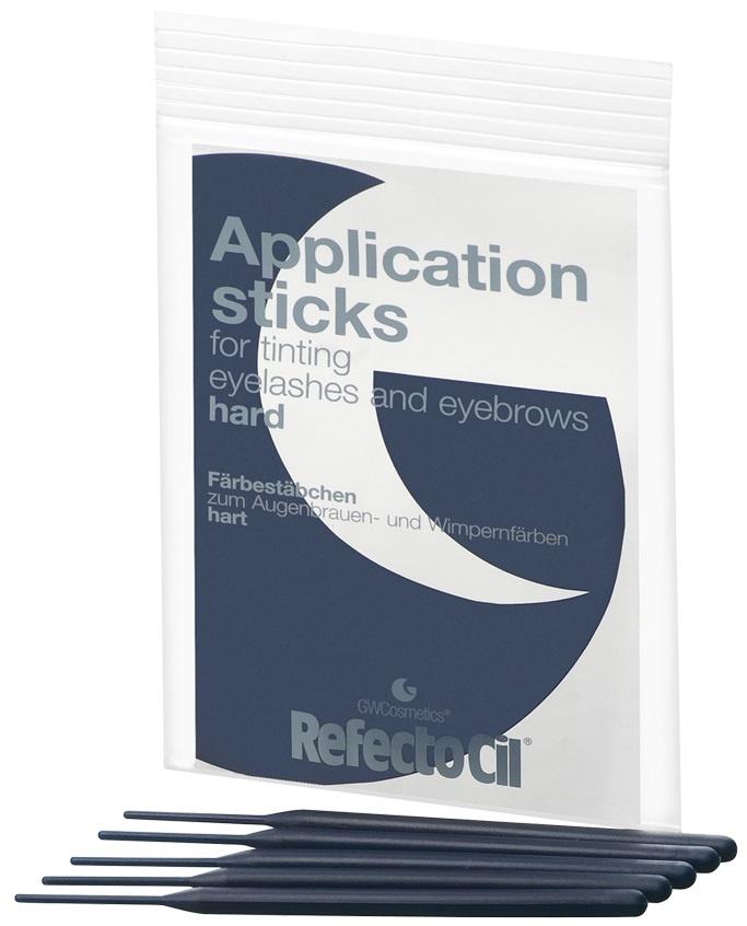 Косметический аппликатор Refectocil для нанесения краски жесткие 10 шт3080967RВ комплекте 10 аппликаторов.
