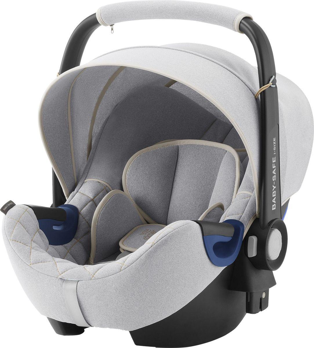 Автокресло Britax Roemer Baby-Safe2 i-Size Nordic Grey, 2000029120, до 13 кг
