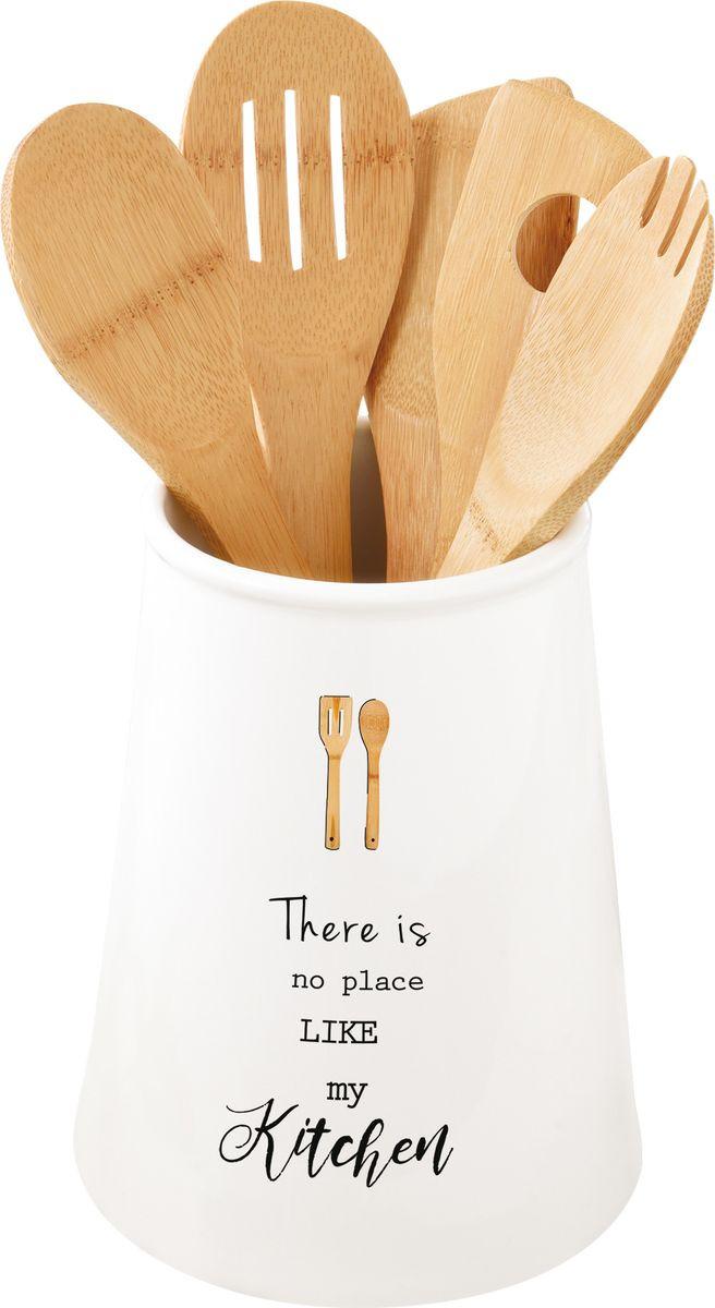 Подставка кухонная Easy Life Kitchen Elements, EL-R1911/KITE, 5 инструментов r2s