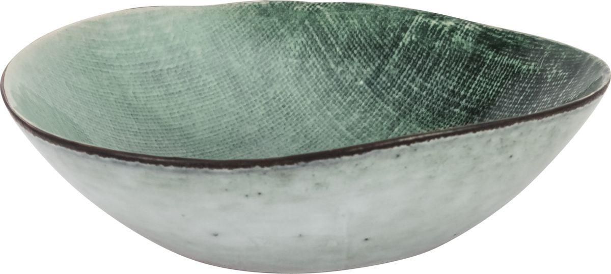 Салатник Julia Vysotskaya Canvas, JV-HL900070, диаметр 19 смJV-HL900070Представляем вашему вниманию керамическую посуду Julia Vysotskaya by Anna Lafarg. Коллекции Comet и Canvas воплощают в себе высочайшее качество и эксклюзивный дизайн. Уникальный рисунок каждого изделия создан благодаря новым технологиям в производстве керамической посуды, где краски и реактивная глазурь, взаимодействуя друг с другом во время обжига, дают необыкновенные изменения цветов и текстур.Ручная работа. Каждый предмет коллекции уникален и неповторим, нет двух одинаковых. Различия в обработке и цветовом решении каждого предмета являются особенностью коллекций.