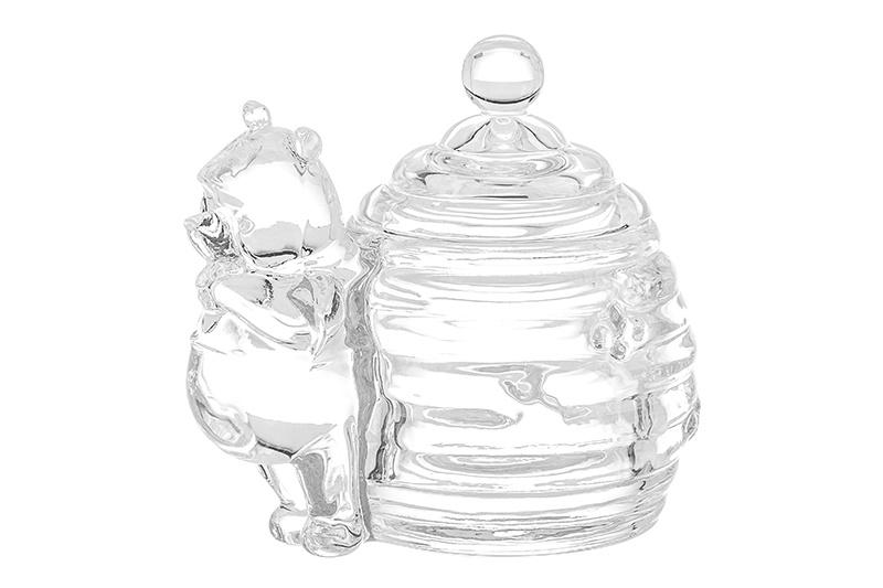 Горшочек для меда 150 мл 12,5х8,5х10,5 см Elan Gallery Медвежонок