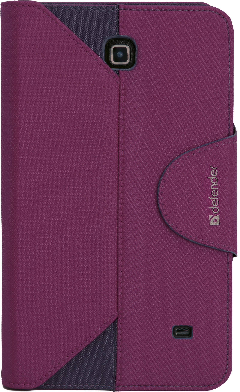 Фото - Чехол для планшета Double case, розовый, фиолетовый видео