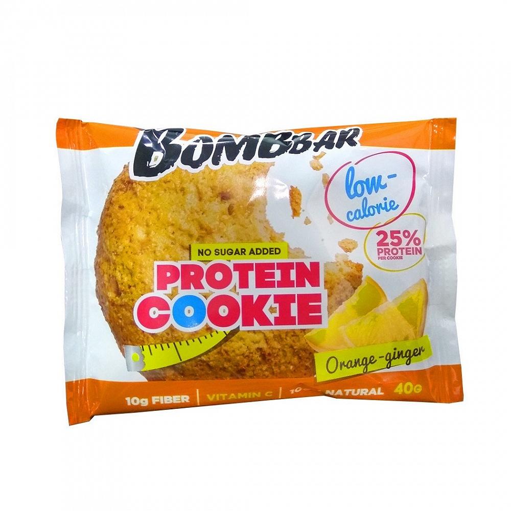 Протеиновое печенье Bombbar  Protein Cookie BOMBBAR