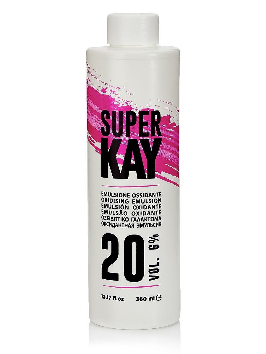 Окислитель KayPro SUPER KAY 20 V kaypro краска для волос kay color 6 34 100 мл