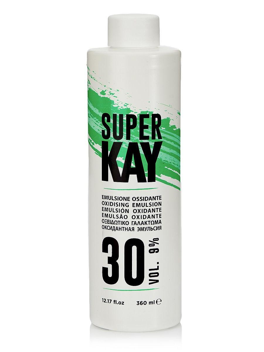 Окислитель KayPro SUPER KAY 30 V kaypro краска для волос kay direct розовый 100 мл