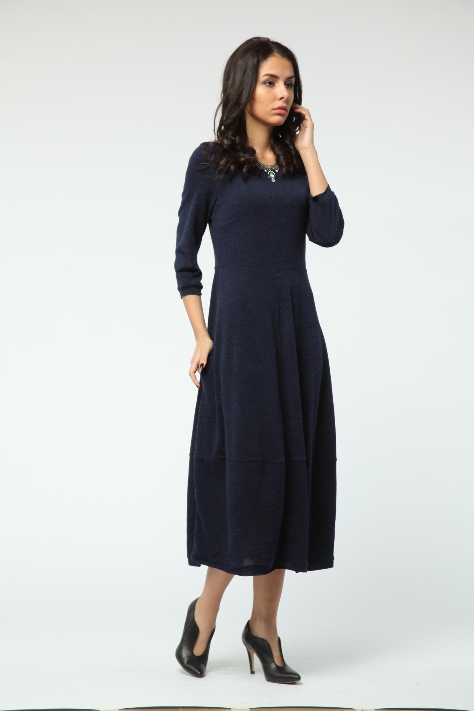 Платье Kata Binska повседневное длинное платье kata binska