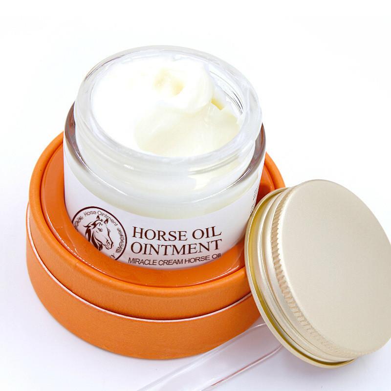 Крем для ухода за кожей BIOAQUA Bioaqua Питательный крем для лица с лошадиным маслом, 70 гр.  Bioaqua
