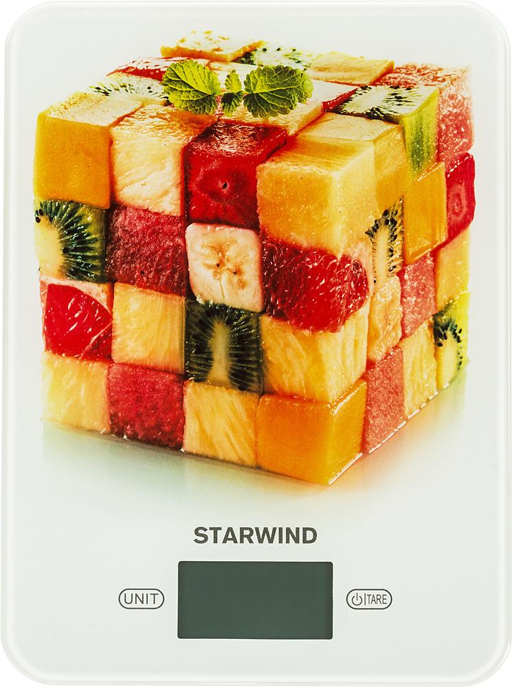 Кухонные весы Starwind SSK3359, White Yellow starwind ssk3359