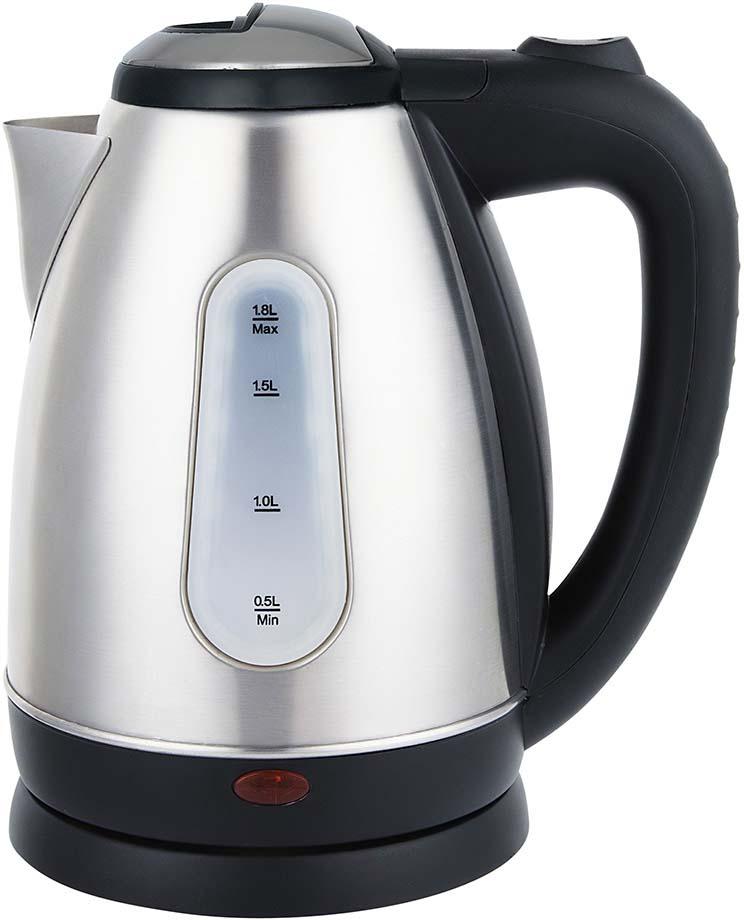 лучшая цена Чайник Sinbo SK 7362, 2200Вт, 1,8 л, Silver