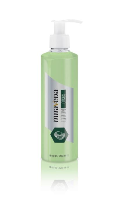 Лосьон питательный для ухода за кожей MIRAVEDA 250 мл (цитрус)