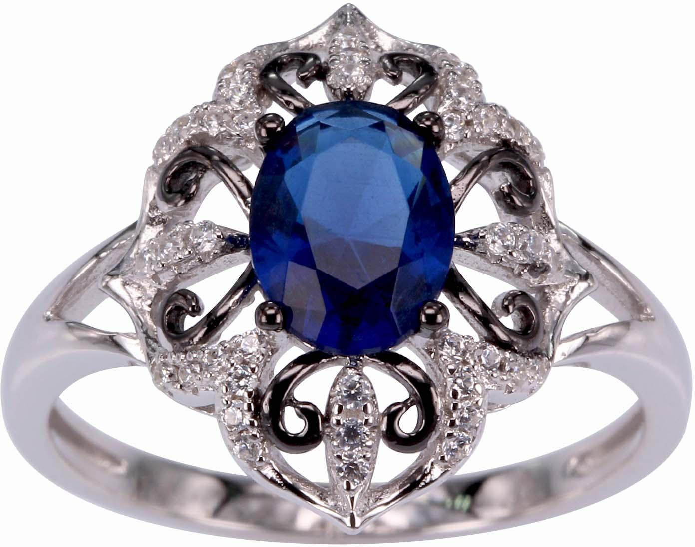 Кольцо Акцент Бриллиант, серебро 925, фианит, 19, ЦБ000003859СереброКольцо из серебра с синим и белыми фианитами. С частичным покрытием черным родием. • Не замеряйте замерзшие пальцы, в этот момент их размер отличается от обычного. Для точного определения размера, замеряйте ваш палец в конце дня, когда его размер является наибольшим. • Определите, размер какого пальца вам необходимо узнать. Помолвочные и обручальные кольца принято носить на безымянном пальце правой руки. • Если вам подходят два размера, стоит выбрать больший. • Если сустав шире самого пальца – измеряйте диаметр сустава. • Если вы хотите приобрести кольцо с ободком шире 4 мм, его размер должен быть примерно на полразмера больше обычного.