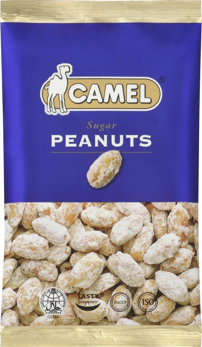 Арахис Camel Sugar Peanuts, глазурованный сахаром, 40 г Camel