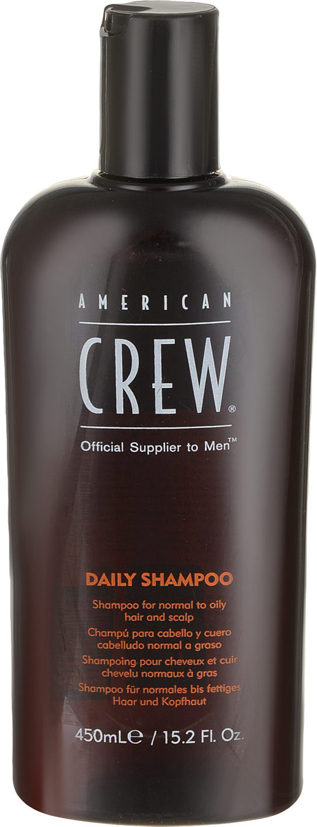 American Crew Шампунь для ежедневного ухода Classic Daily Shampoo 450 мл